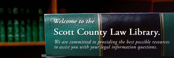 Scott County Law Library
