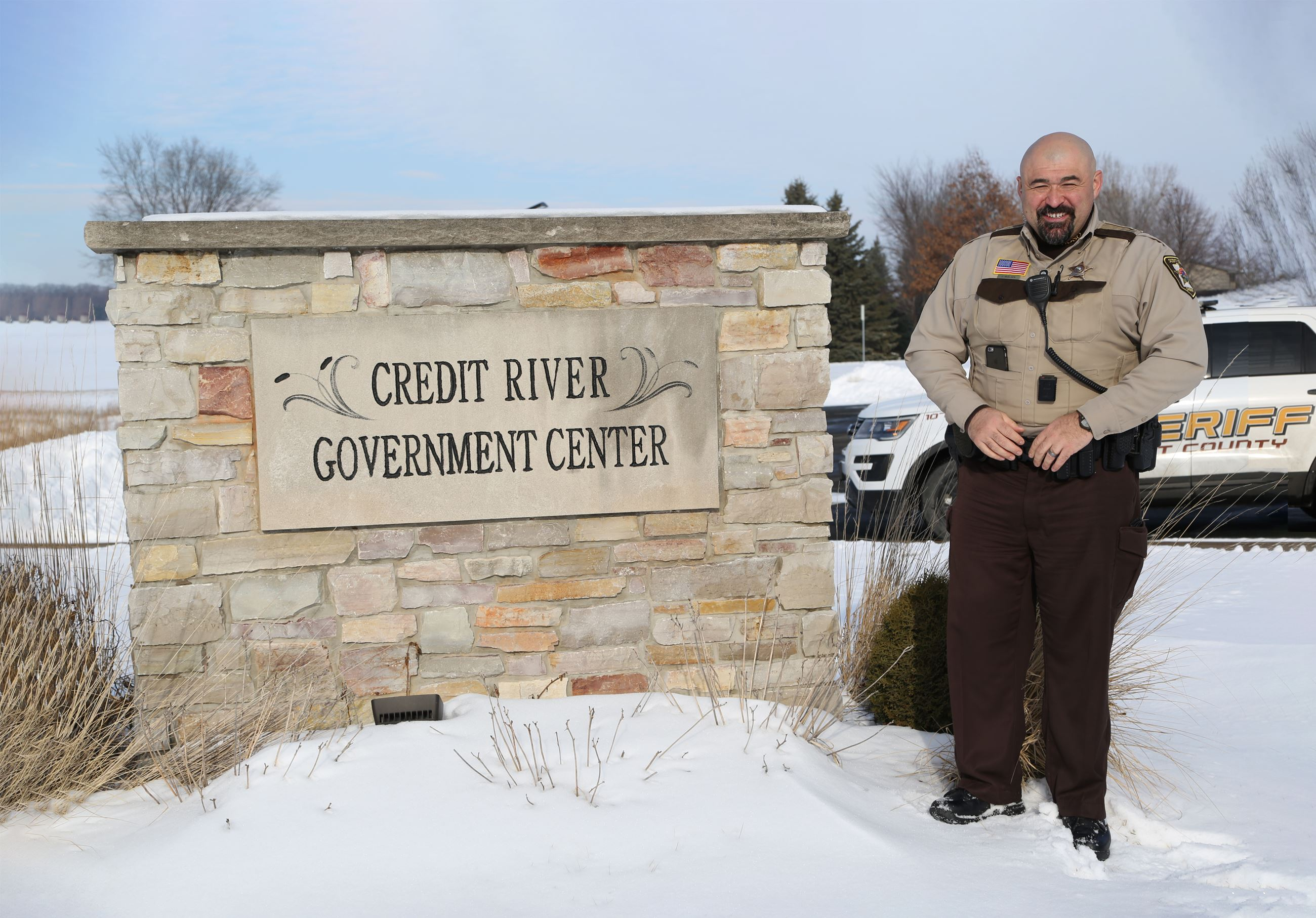 Deputy Jason Muelken assigned to City of Credit River